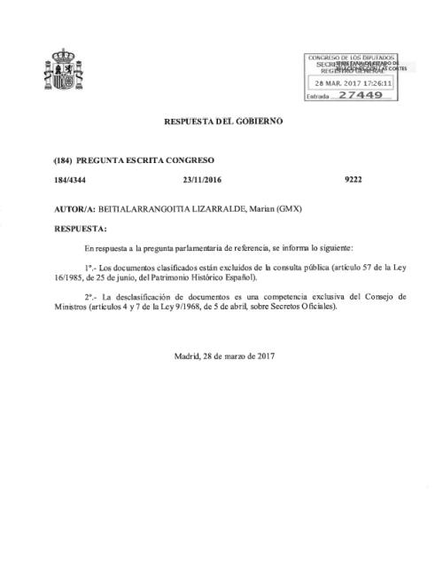 2017 Gobierno